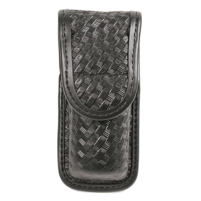 Blackhawk Molded Single Mag Pouch Basket Weave Black