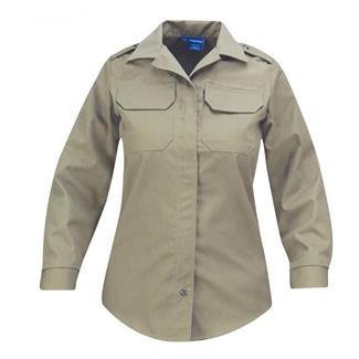 Propper CDCR Line Duty Long Sleeve Shirt Silver Tan