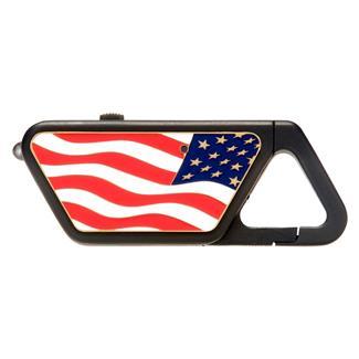 ASP Poly Sapphire USB American Flag
