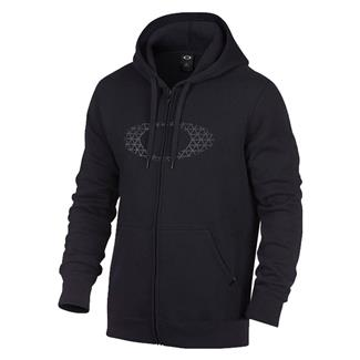Oakley Ellipse Nest Fleece Hoodie Blackout
