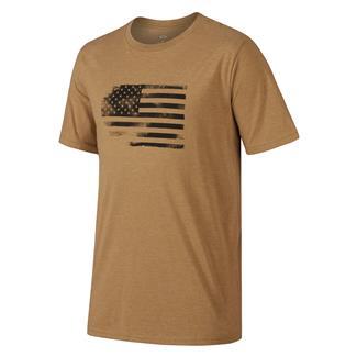 Oakley Glory Flag T-Shirt Coyote Light Heather