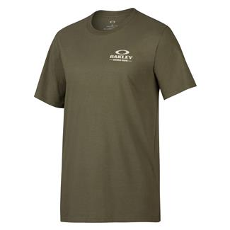 Oakley Missile Run T-Shirt Dark Brush