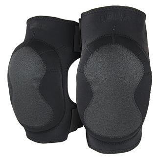 Blackhawk Neoprene Knee Pad w/ HawkTex Grip Surface Black