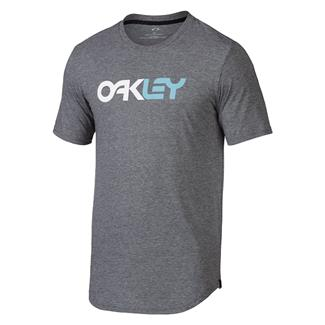Oakley Palm T-Shirt Athletic Heather Gray