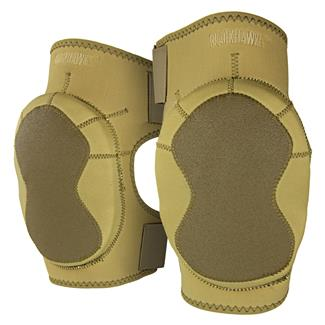 Blackhawk Neoprene Knee Pad w/ HawkTex Grip Surface Coyote Tan