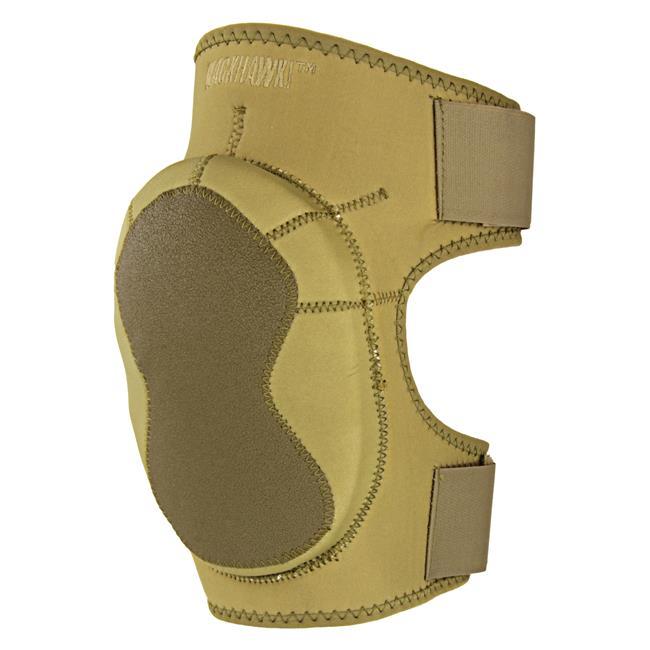 Blackhawk Neoprene Knee Pad w/ HawkTex Grip Surface Coyote Tan