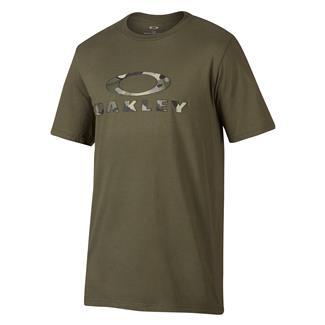 Oakley Stealth T-Shirt Dark Brush