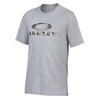 Oakley Stealth T-Shirt Heather Gray