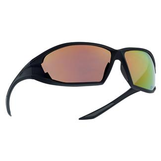 Bolle Ranger Shiny Black (frame) - Red Flash (lens)