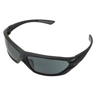 Bolle Assault Matte Black (frame) - Smoke (lens)