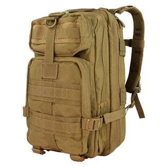 Condor Compact Modular Style Assault Pack Coyote Brown