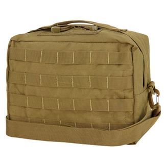Condor Utility Shoulder Bag Coyote Brown