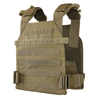 Condor Sentry Plate Carrier Coyote Brown