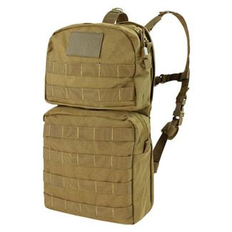 Condor Hydration Carrier 2 Coyote Brown