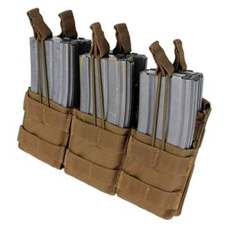 Condor Triple Stacker M4 Mag Pouch Coyote Brown