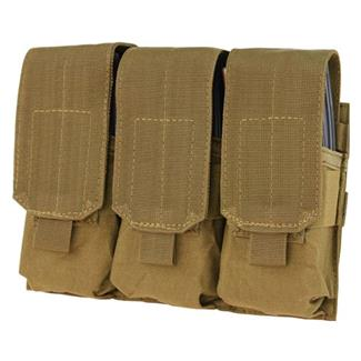 Condor Triple M4 Mag Pouch Coyote Brown