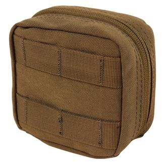 Condor 4 x 4 Utility Pouch Coyote Brown