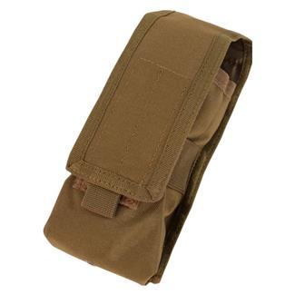Condor Radio Pouch Coyote Brown