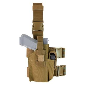 Condor Tactical Leg Holster Coyote Brown