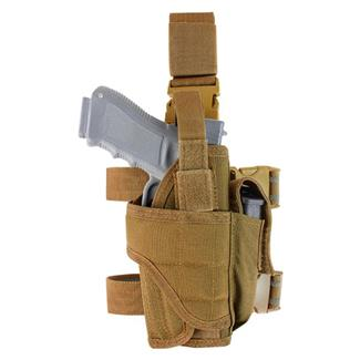 Condor Tornado Tactical Leg Holster Coyote Brown