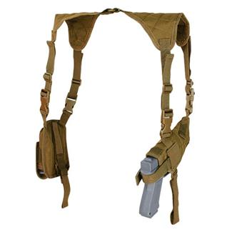Condor Universal Shoulder Holster Coyote Brown