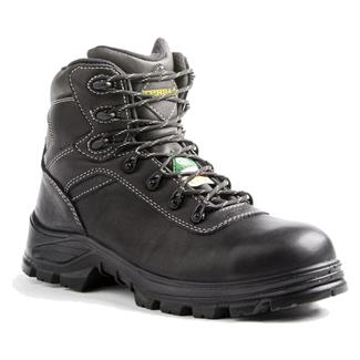 "Terra 6"" Quinton CT WP Black"