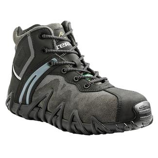 Terra Venom Mid CT Black / Charcoal