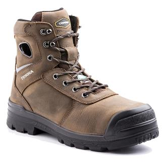 "Terra 6"" Marshal CT WP Brown"