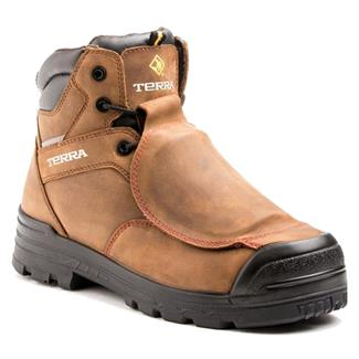 "Terra 6"" Barricade Met Guard CT WP Brown"