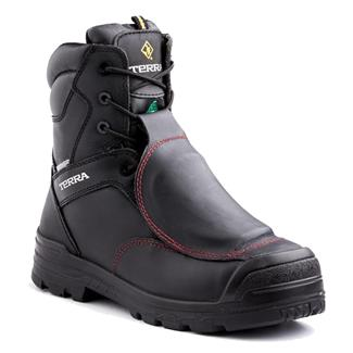 "Terra 8"" Barricade Met Guard CT Black"