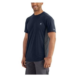 Carhartt Force Extremes T-Shirt Navy / Bluestone