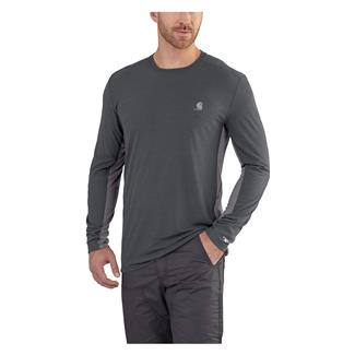 Carhartt Force Extremes Long Sleeve T-Shirt Shadow / Charcoal