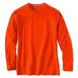 Carhartt Force Extremes Long Sleeve T-Shirt Energetic Orange