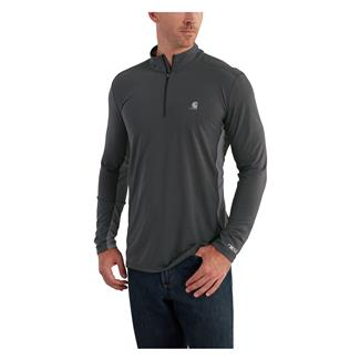 Carhartt Force Extremes 1/4 Zip Shadow / Charcoal