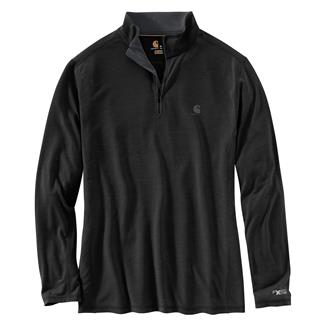 Carhartt Force Extremes 1/4 Zip Black