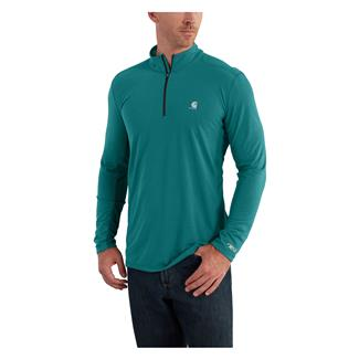 Carhartt Force Extremes 1/4 Zip Everglade
