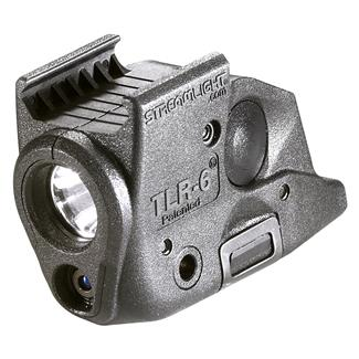 Streamlight 69291 TLR-6 Black Red