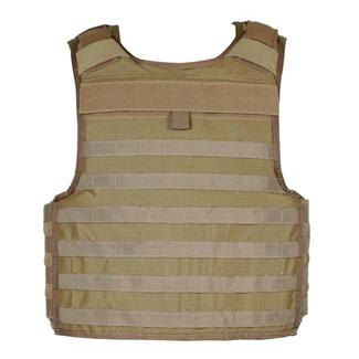 Blackhawk Non-Cutaway Cordura Lined Tactical Armor Carrier Coyote Tan