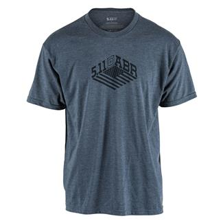 5.11 Stronghold T-Shirt Navy Heather