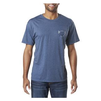 5.11 Viper T-Shirt Navy Heather