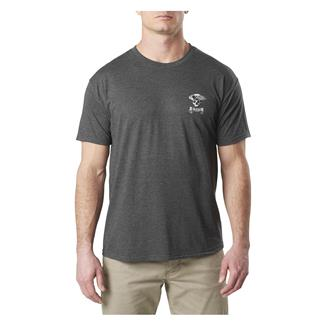5.11 Patriot T-Shirt Charcoal Heather