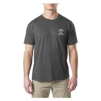 5.11 Patriot T-Shirt Charcoal Heather