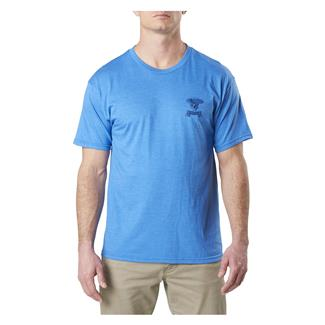 5.11 Patriot T-Shirt Royal Heather
