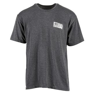 5.11 Bricks and Mortar T-Shirt Charcoal Heather