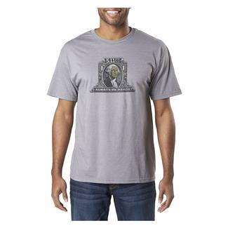 5.11 Tactical George T-Shirt Gray Heather
