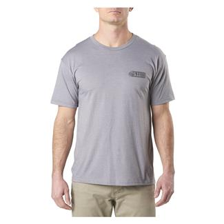 5.11 Dragon T-Shirt Gray Heather