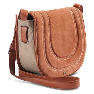 5.11 Alice Saddle Bag Brown