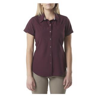 5.11 Freedom Flex Woven Short Sleeve Shirt Napa