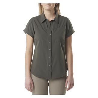 5.11 Freedom Flex Woven Short Sleeve Shirt Grenade