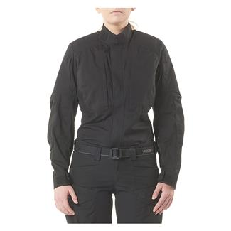 5.11 XPRT Tactical Long Sleeve Shirt Black